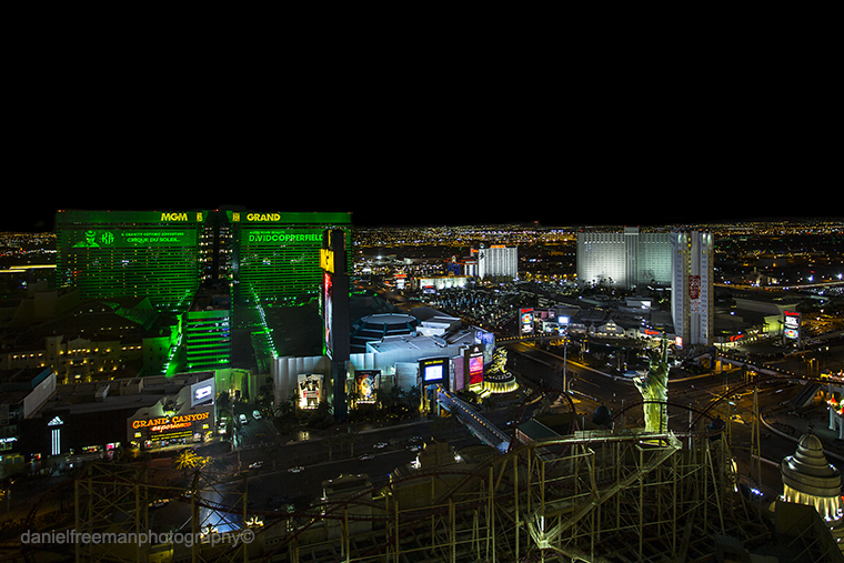 Vegas; By Night